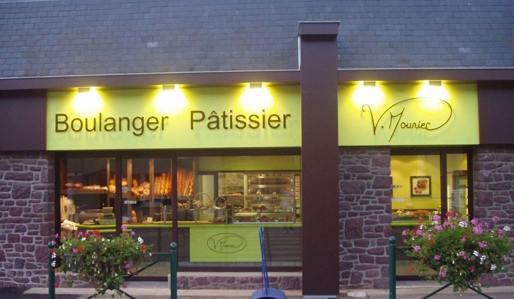 Boulangerie Mouriec Bédée